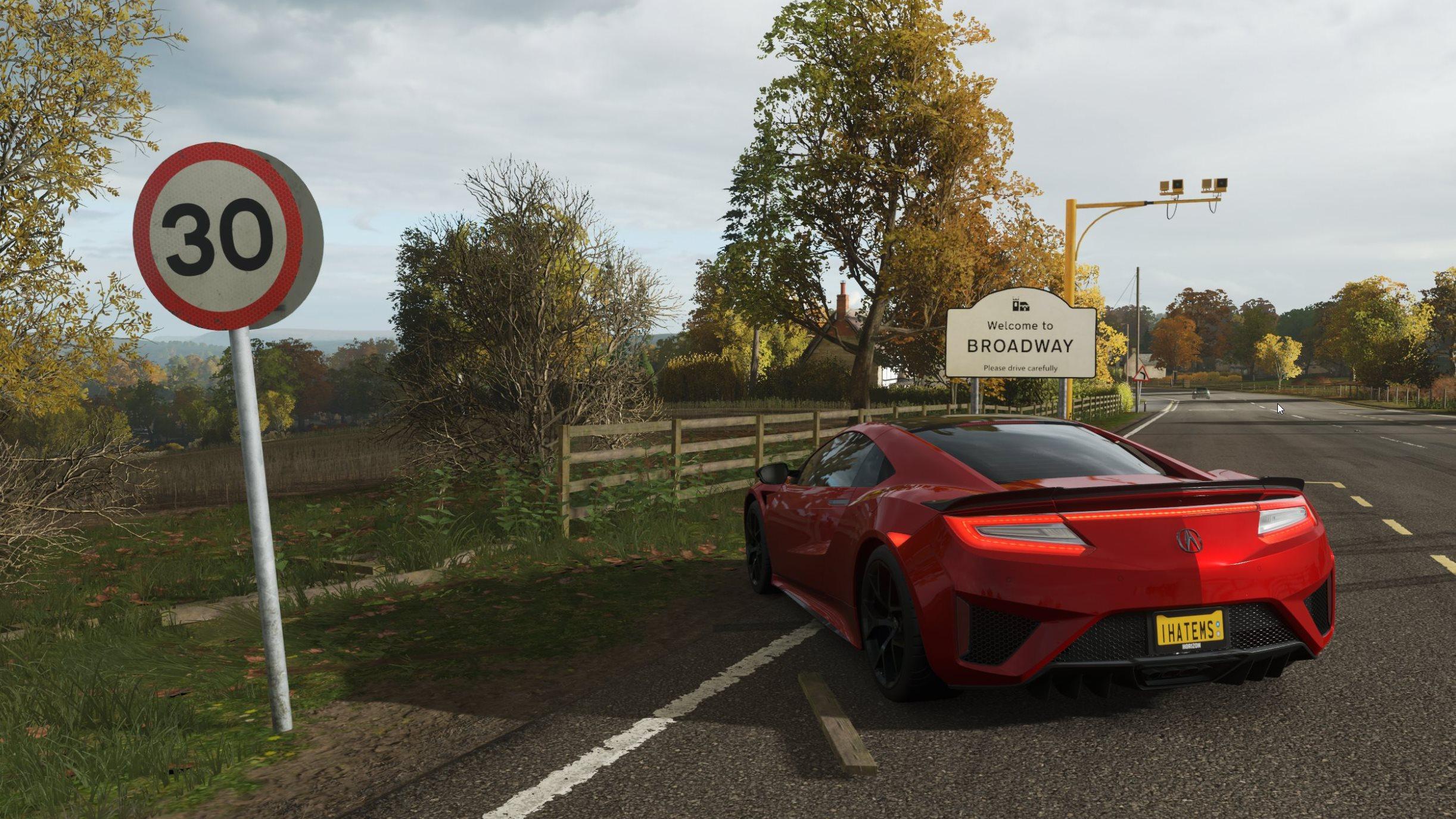 Forza Horizon 4 is really very British   Rock Paper Shotgun