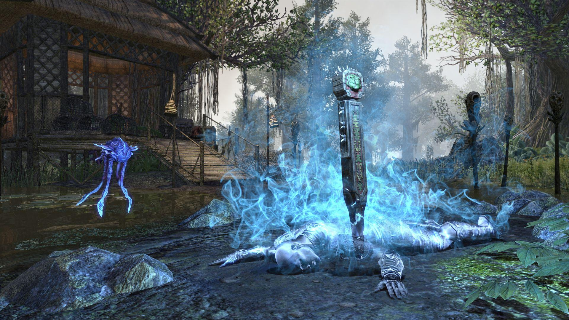 Elder Scrolls Online Murkmire DLC out | Rock Paper Shotgun