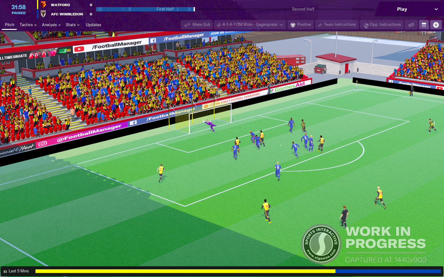 Football Manager 2019 Preview A Meaningful Step Forward For