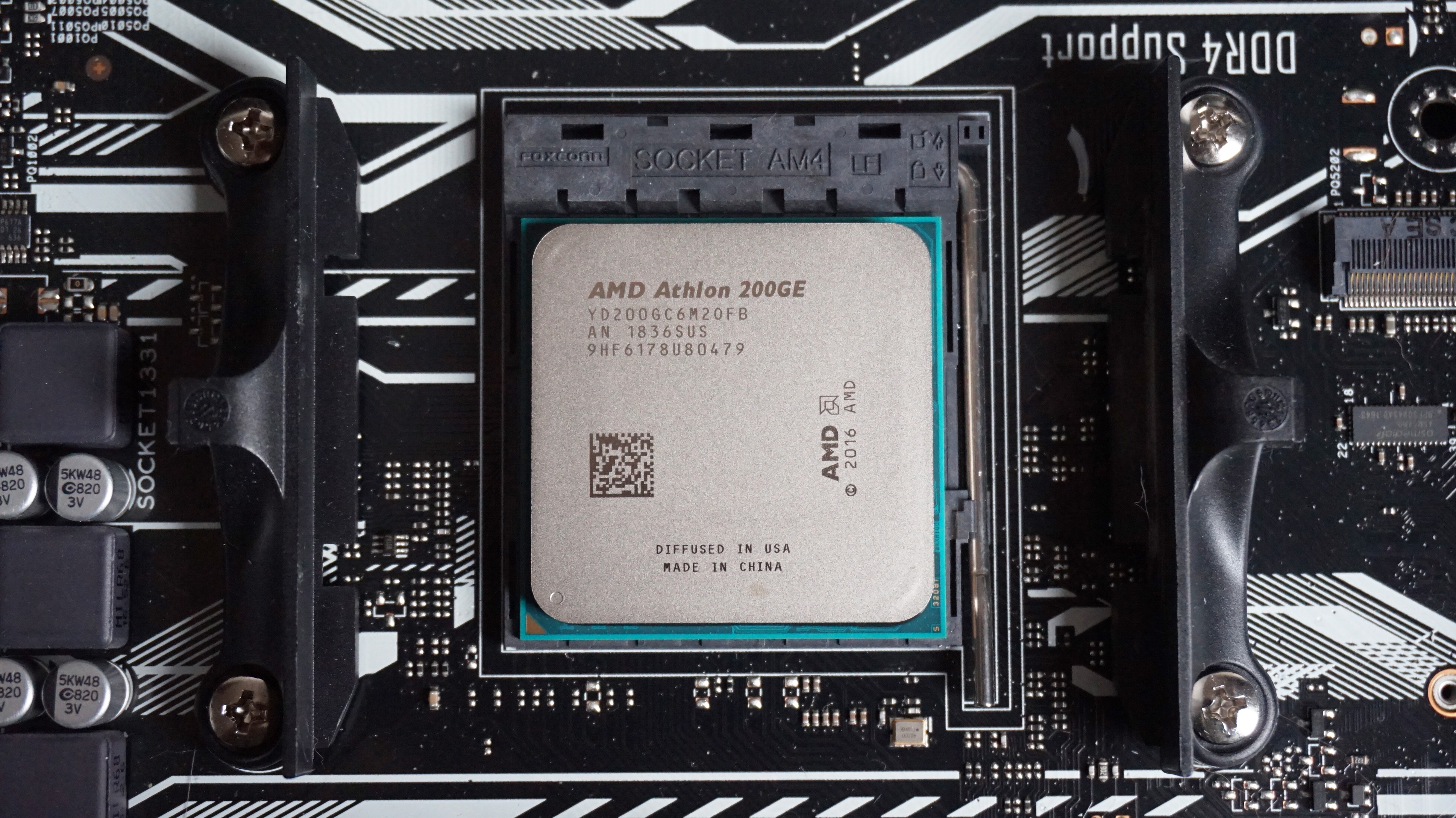 AMD Athlon 200GE review: The perfect gaming CPU for Fortnite