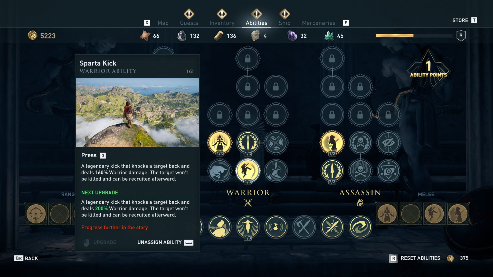 Assassin's Creed Odyssey impressions: kick backwards into ...