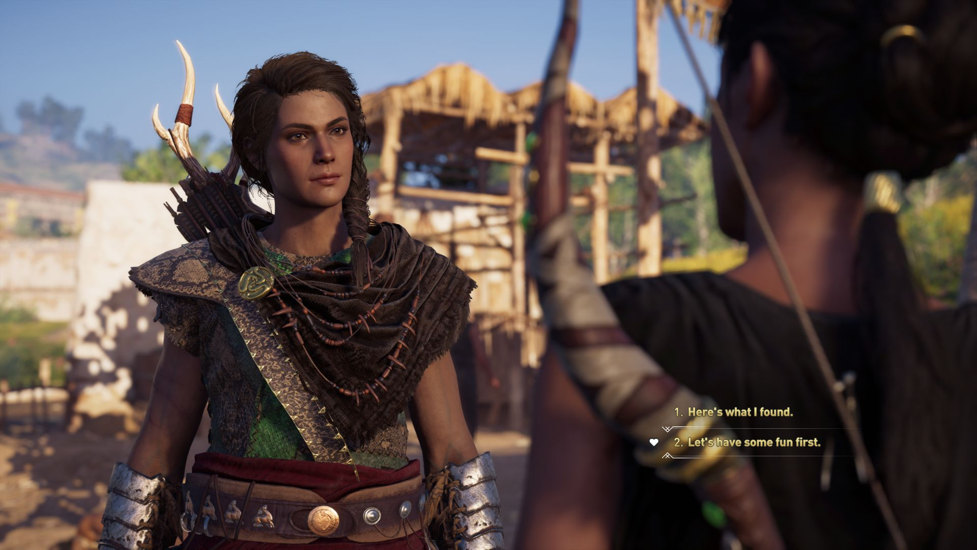 Assassins creed odyssey always flirt [PUNIQRANDLINE-(au-dating-names.txt) 57