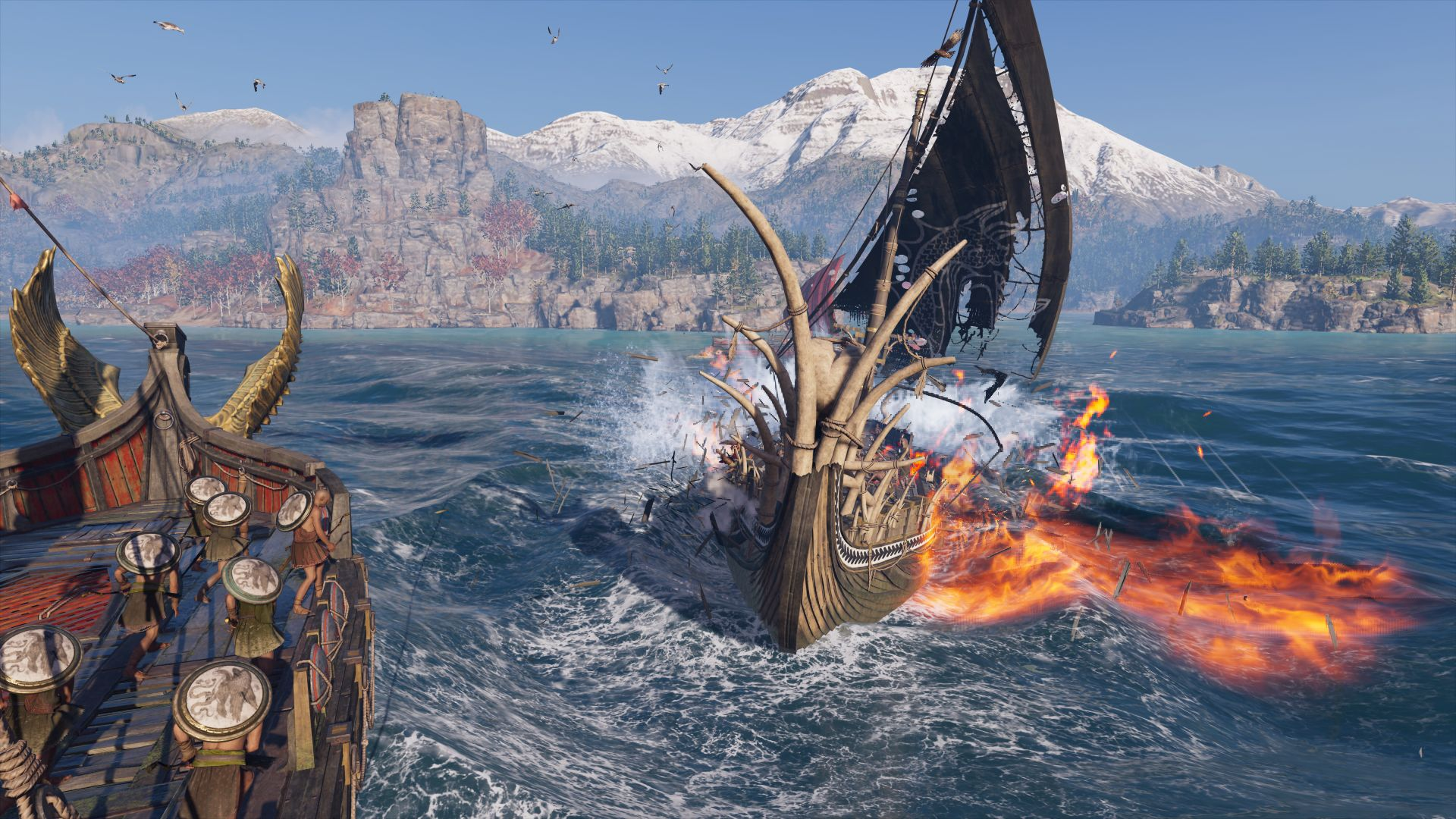 Assassin's Creed Odyssey review | Rock Paper Shotgun