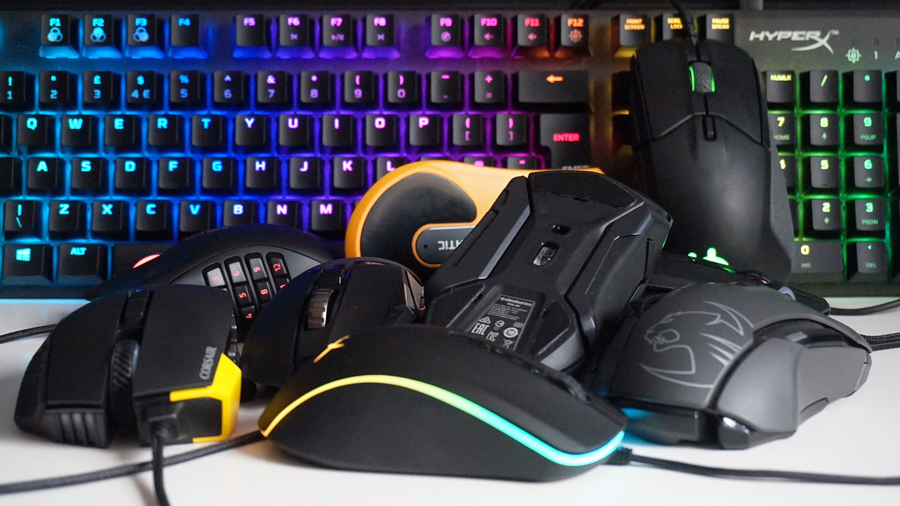 Best gaming mouse 2019: Top wired and wireless gaming mice
