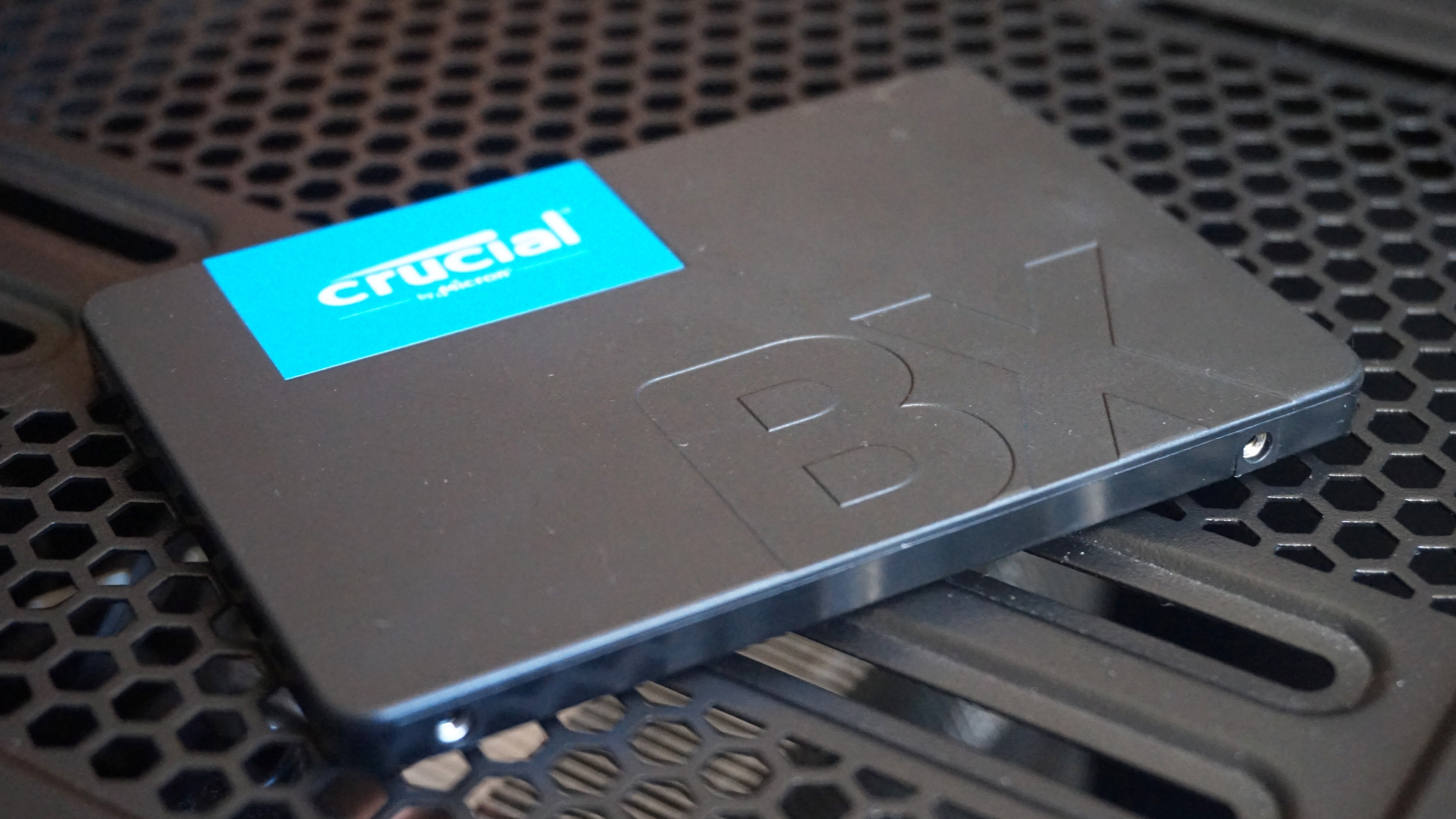 Crucial BX500 review: A great value gaming SSD | Rock Paper Shotgun