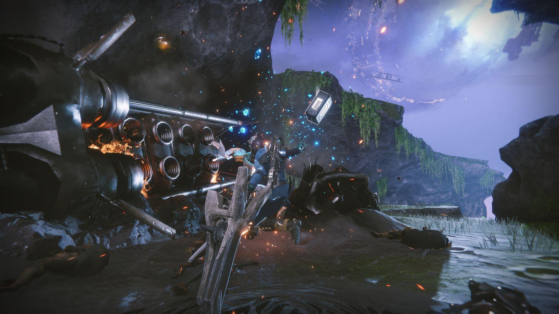 Has Destiny 2 been improved by its updates? | Rock Paper Shotgun