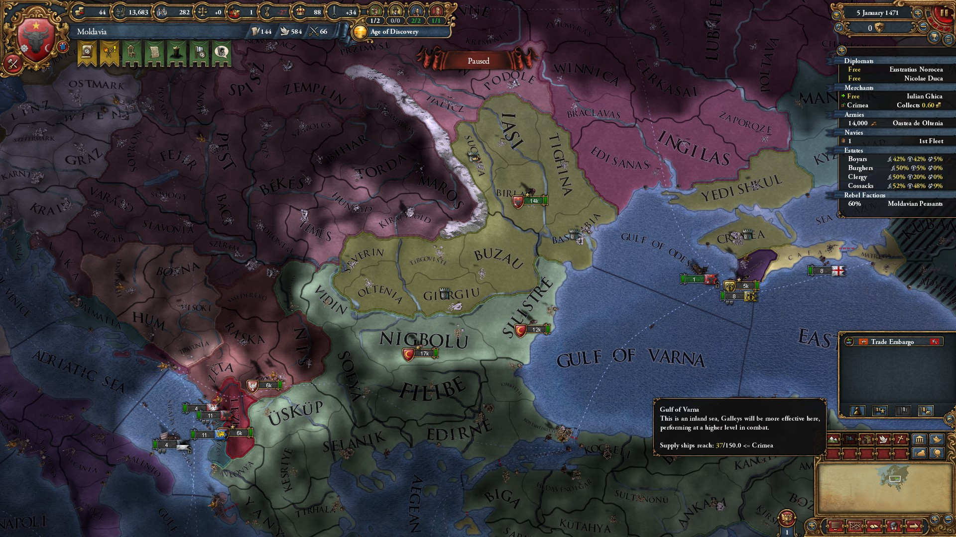 Nov 27, 2018 Golden Century: New unit models Europa