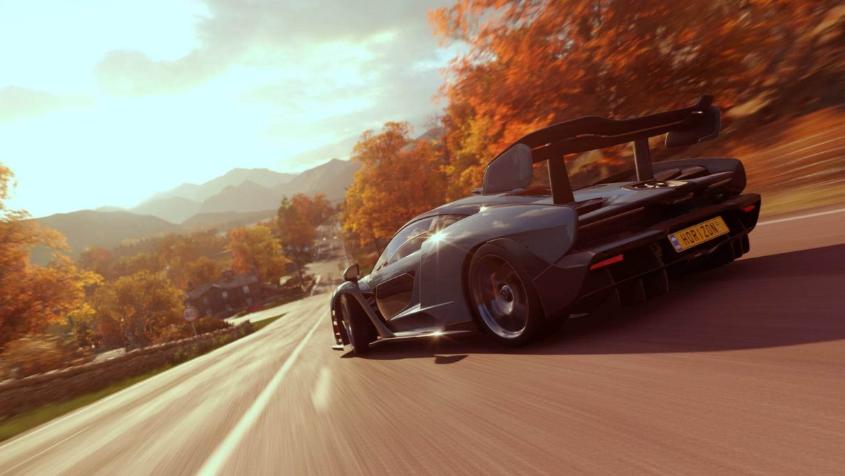 Forza Horizon 4 is getting a route creator in this week's update