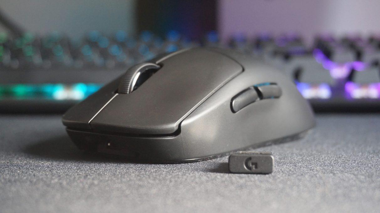 Logitech G Pro Wireless - Best gaming mouse 2020