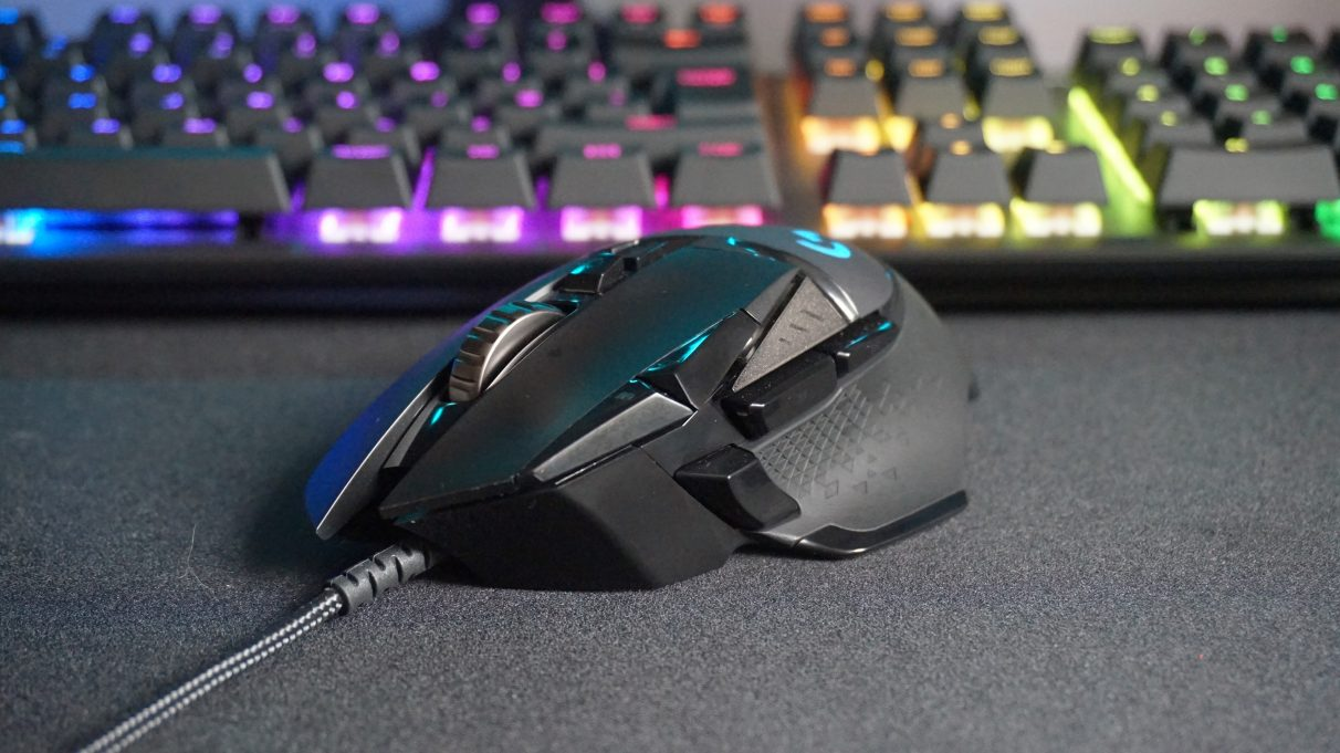 Logitech G502 - Best gaming mouse 2020