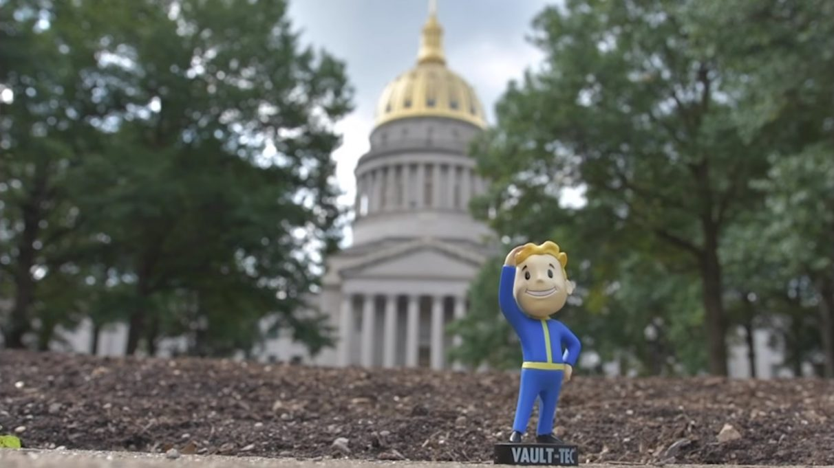 Fallout 76 Bobbleheads: locations, are they permanent | Rock