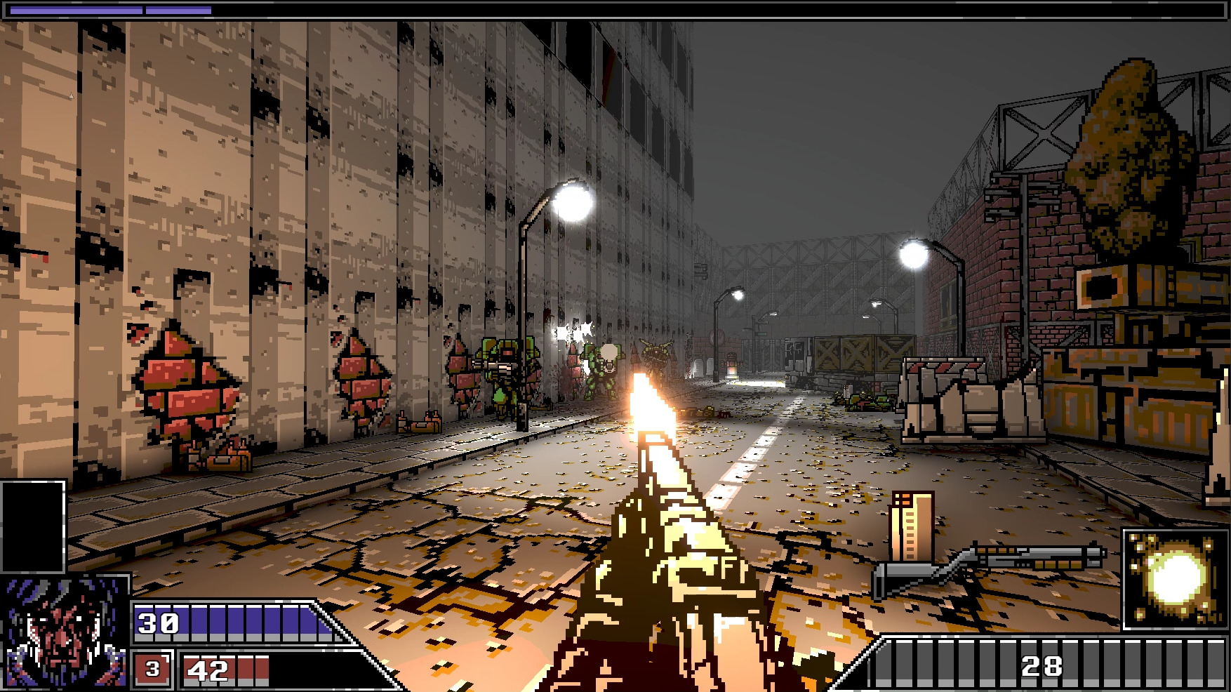 Project Warlock retro FPS October 18th | Rock Paper Shotgun