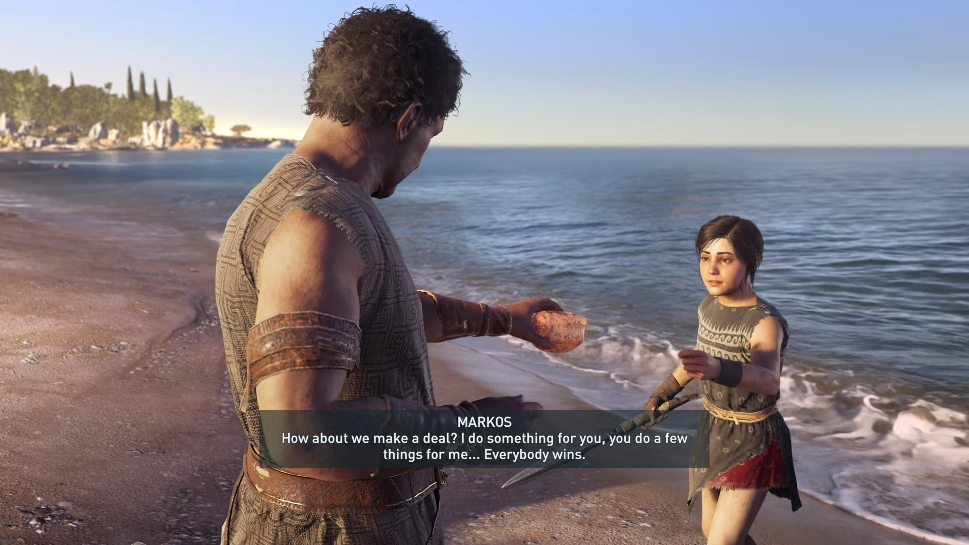 The Subtle Differences Between Kassandra And Alexios In Assassin S