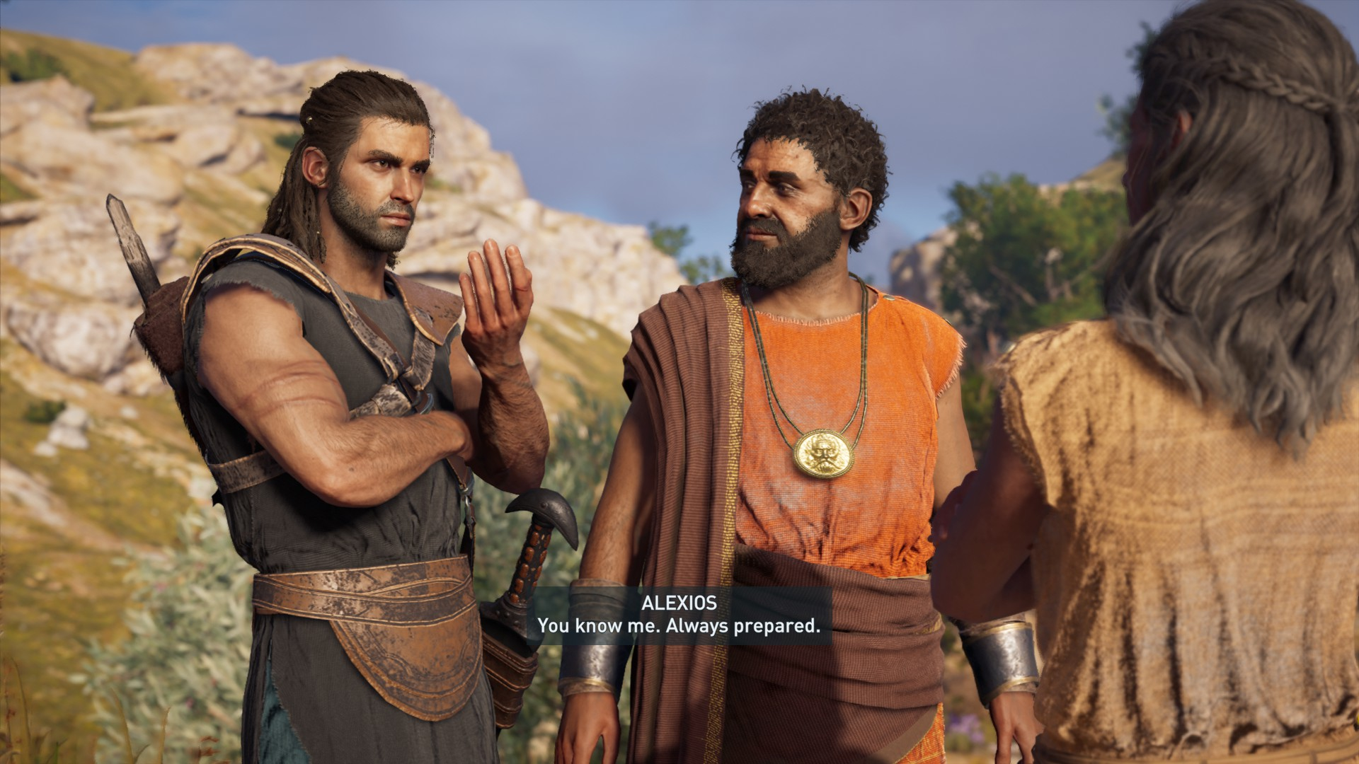 The Difference Between Alexios And Kassandra In Assassin S Creed
