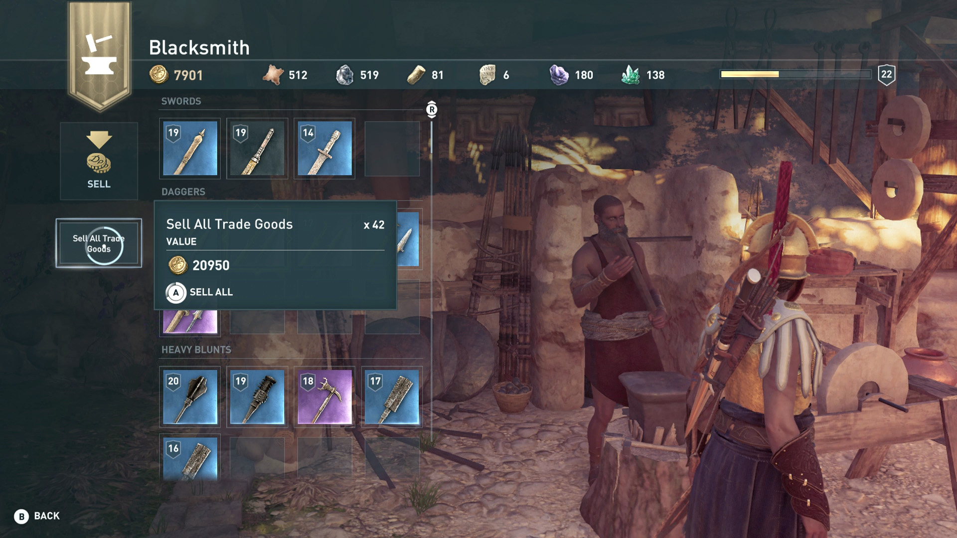 Assassin's Creed Odyssey money: how to make lots of money quickly