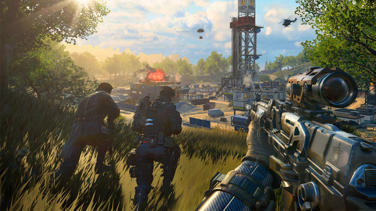 A chat with Treyarch about Call of Duty: Black Ops 4 ...