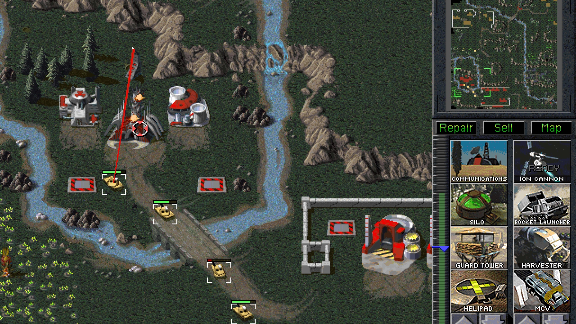 Best Games Ever Free >> Command And Conquer Remaster Announced | Rock Paper Shotgun