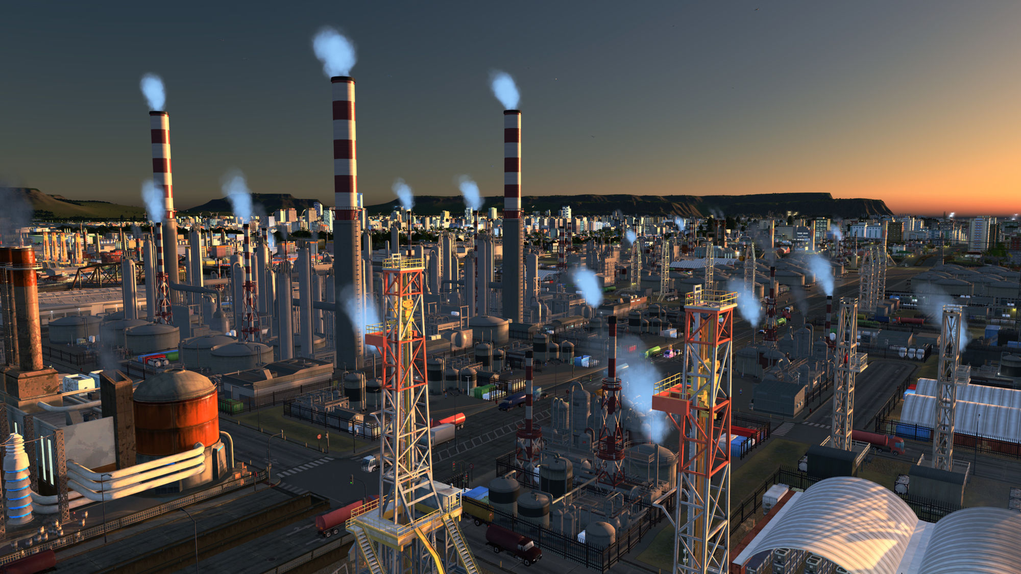 Cities: Skylines - Industries expansion announced | Rock ...