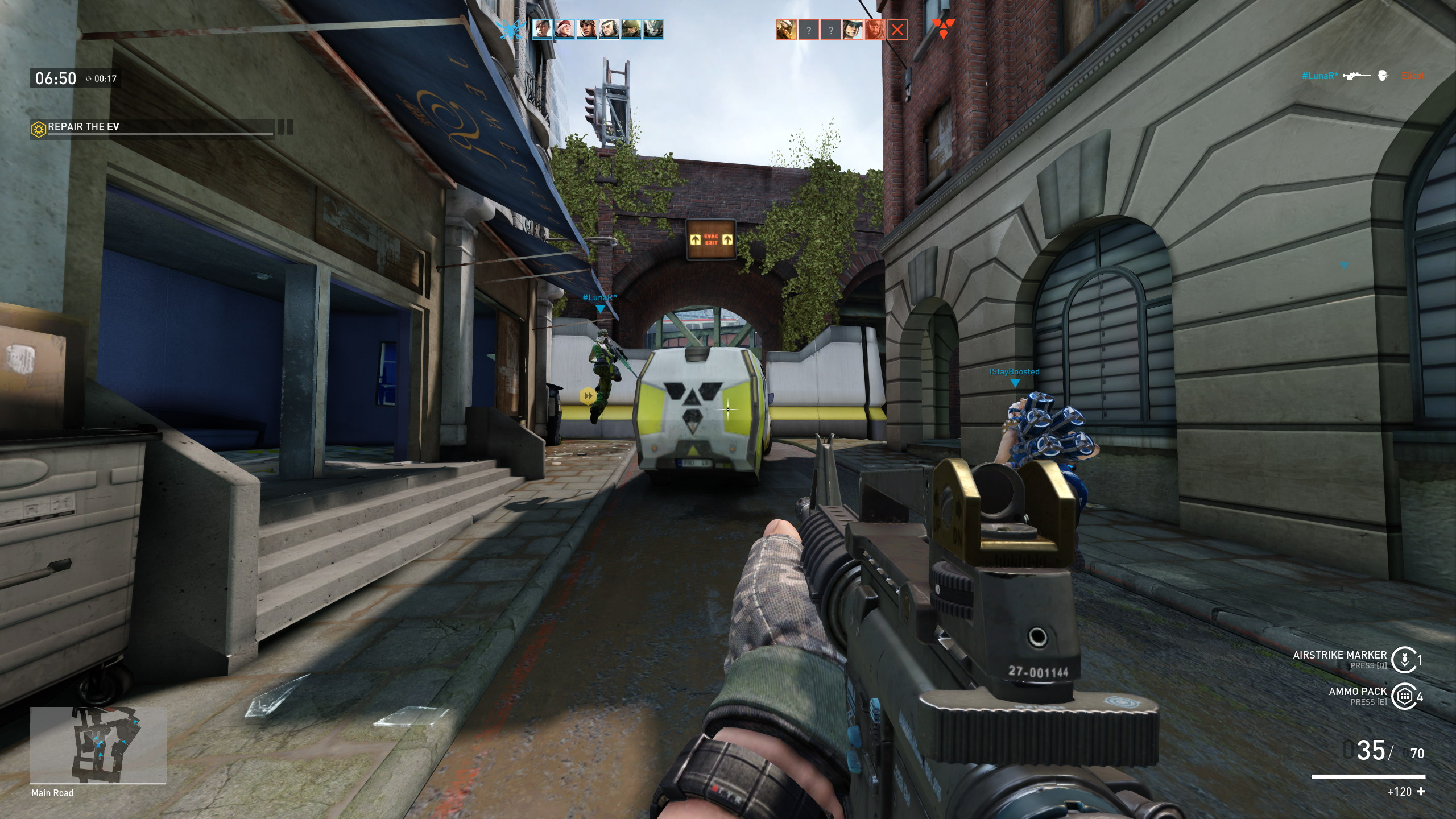 Dirty Bomb Removing Microtransactions In Final Update