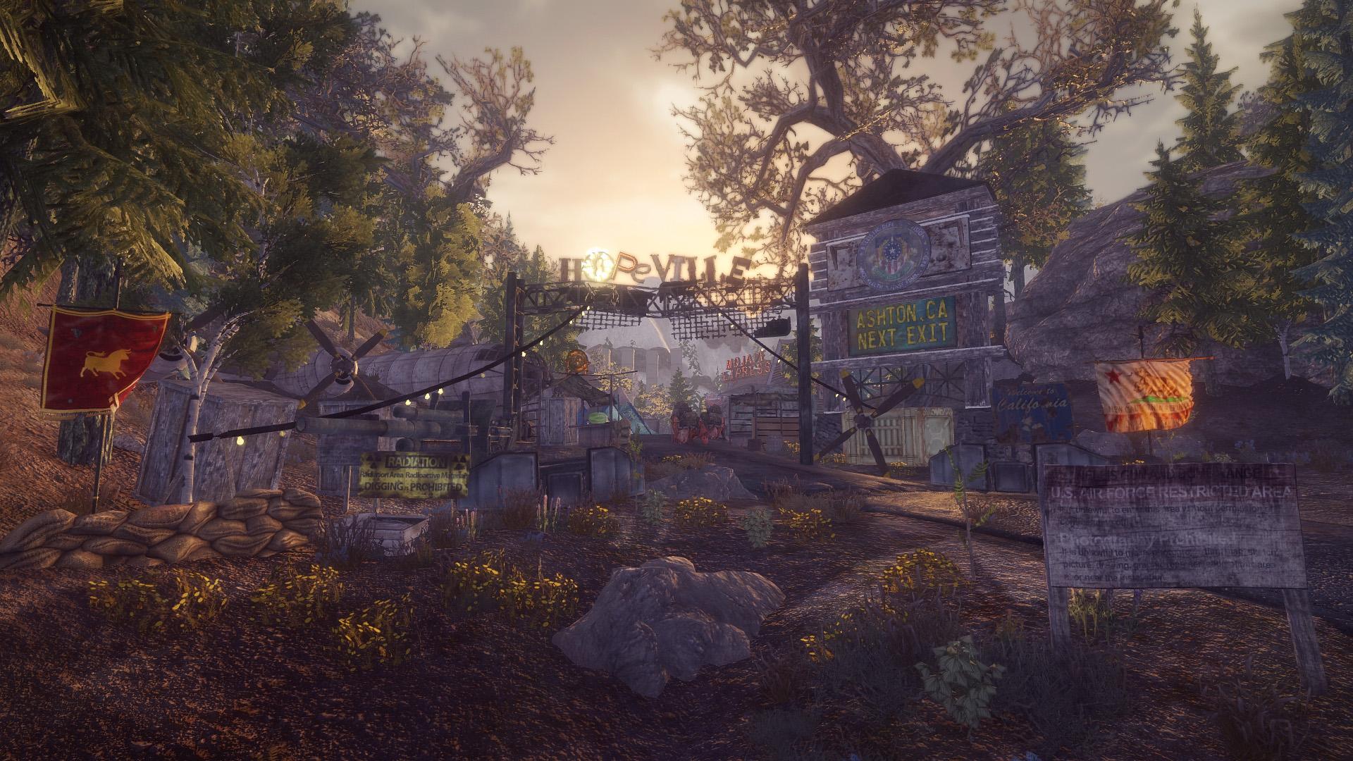 Fallout New California Vegas mod launch | Rock Paper Shotgun