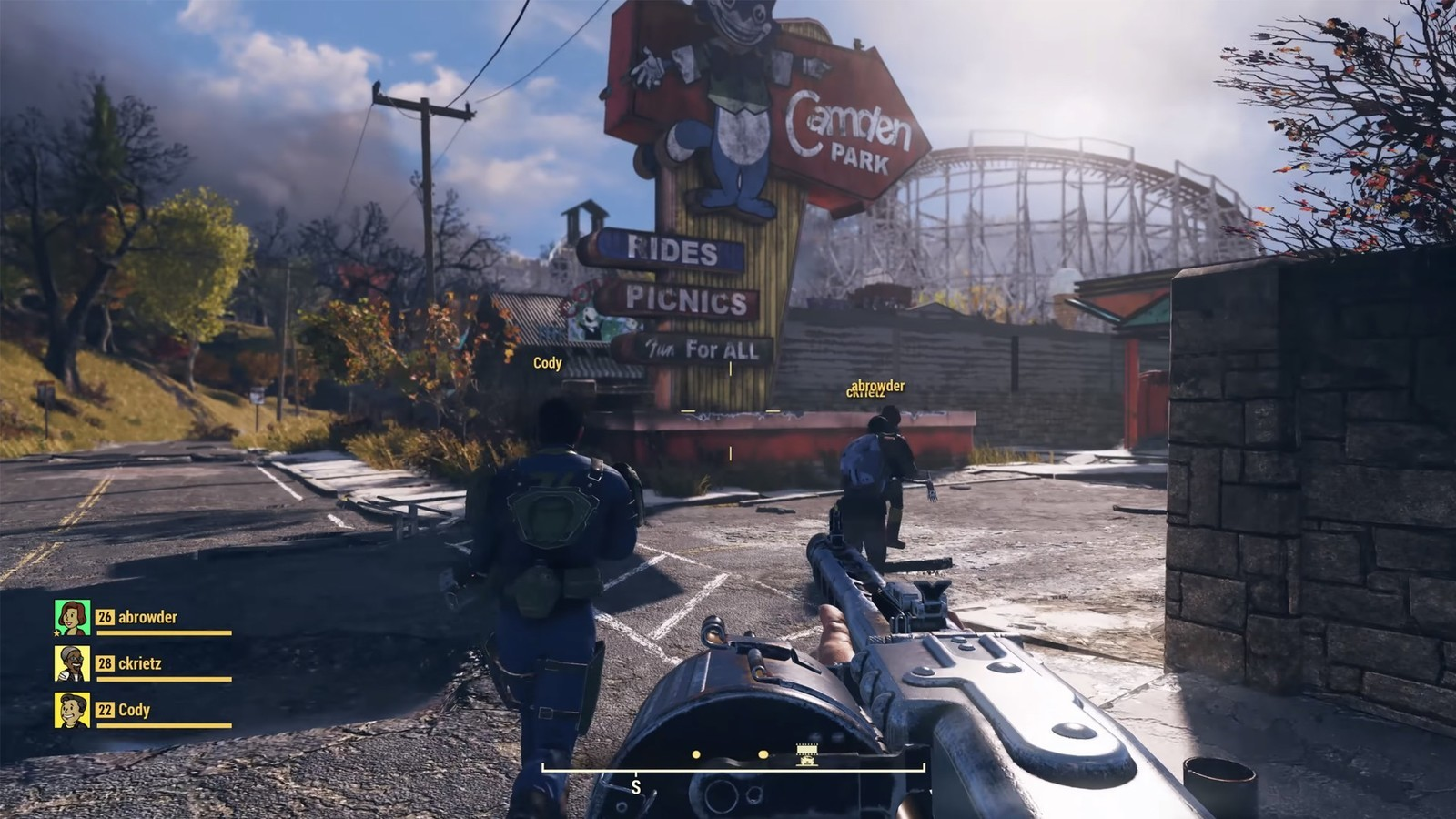 Fallout 76 atoms: challenges to complete to get atoms quickly | Rock