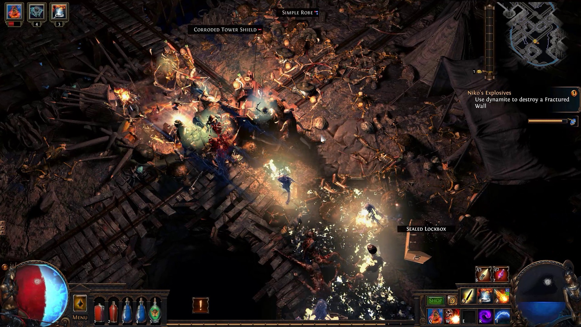 The pain of designing Path of Exile's exquisite balance of