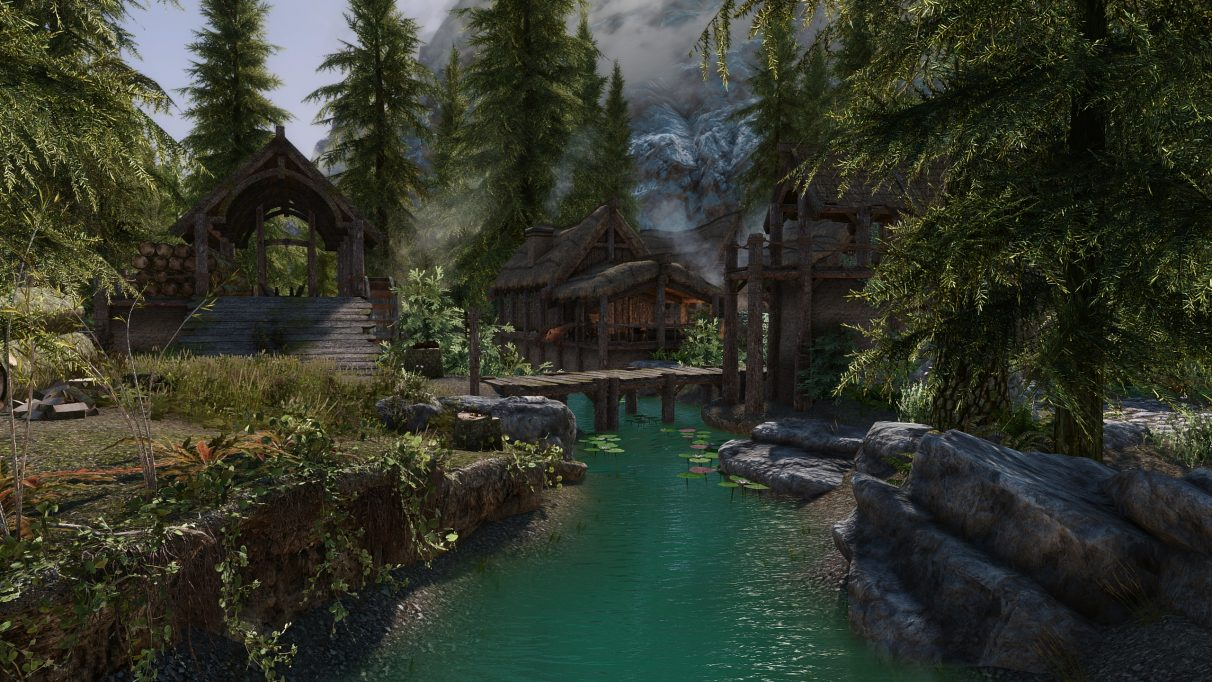 All the best Skyrim mods on PC | Rock Paper Shotgun - Page 3