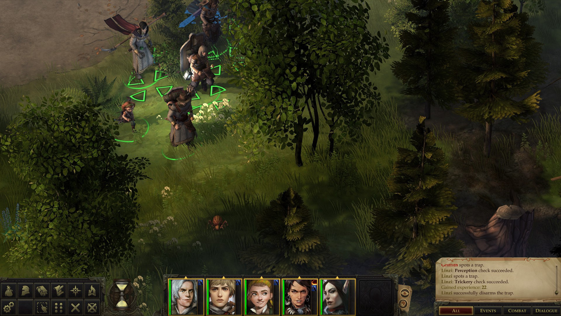 Pathfinder: Kingmaker review | Rock Paper Shotgun
