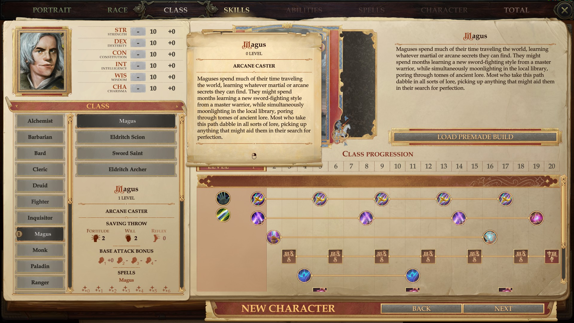 Pathfinder: Kingmaker review | Rock Paper Shotgun