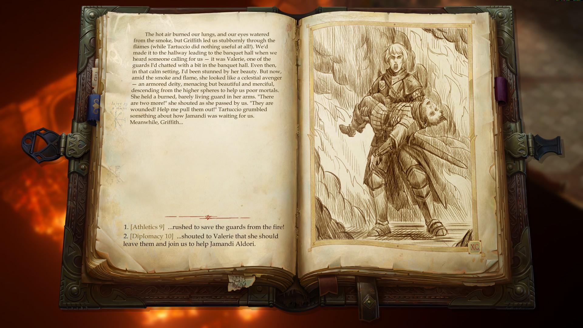 Pathfinder: Kingmaker review   Rock Paper Shotgun