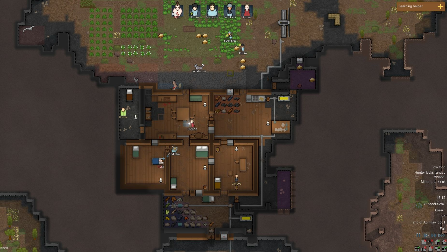 Rimworld tea