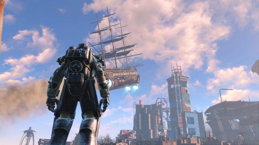 Best Fallout 4 mods | Rock Paper Shotgun