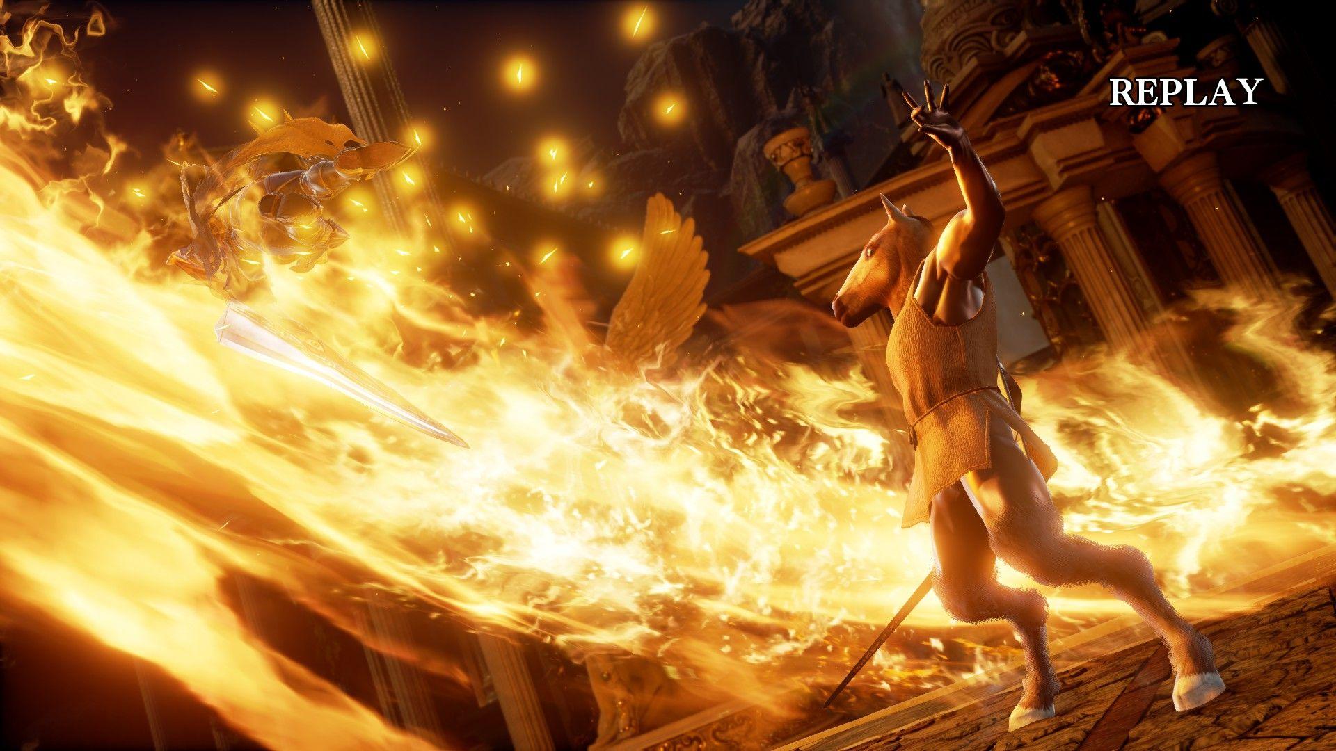 Soulcalibur VI review   Rock Paper Shotgun