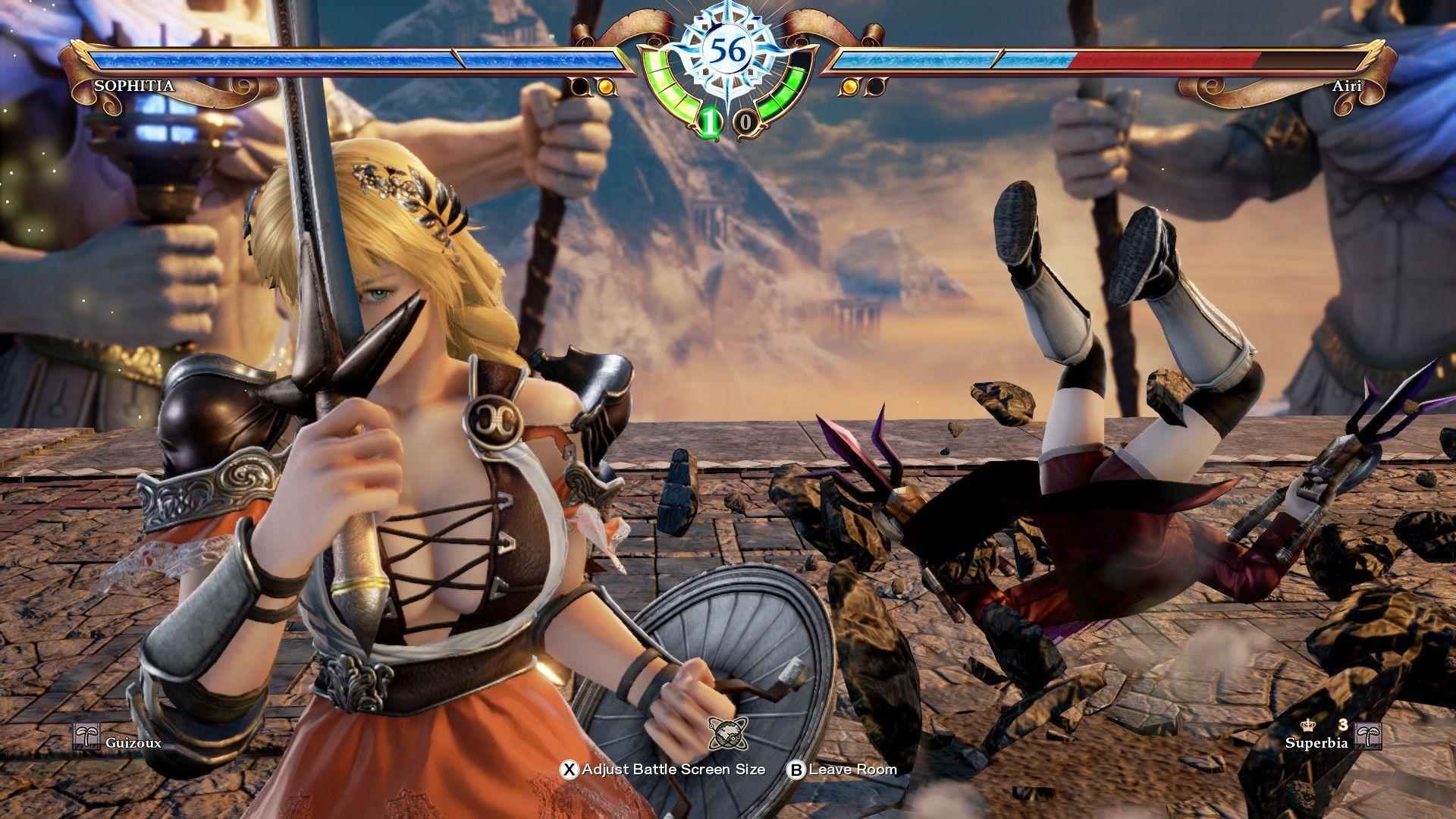Soulcalibur VI review | Rock Paper Shotgun