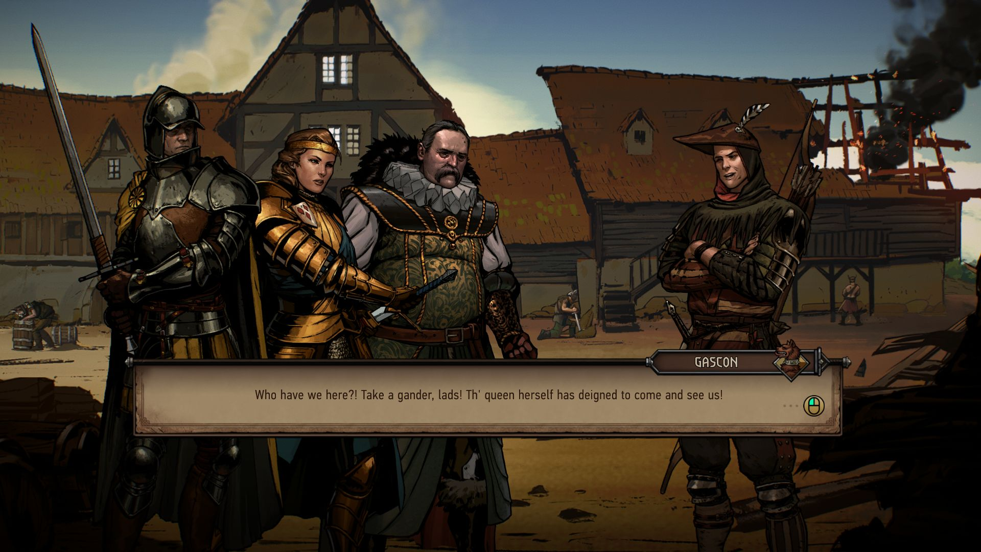 Wot I Think ? Thronebreaker: The Witcher Tales