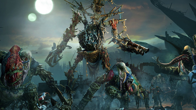 Best Games Ever Free >> Total War: Warhammer 2 announces Vampire Coast expansion | Rock Paper Shotgun