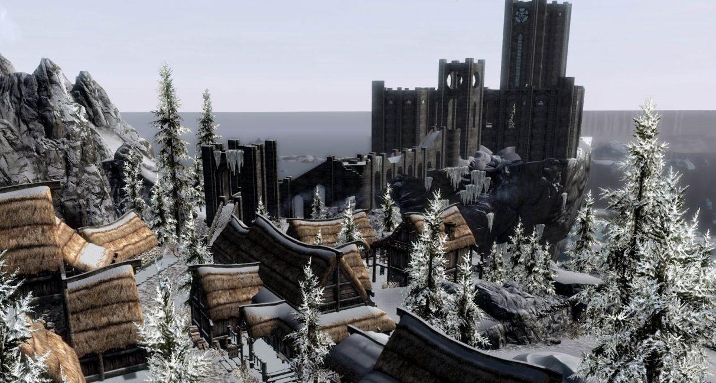 Winterhold Rebuilt