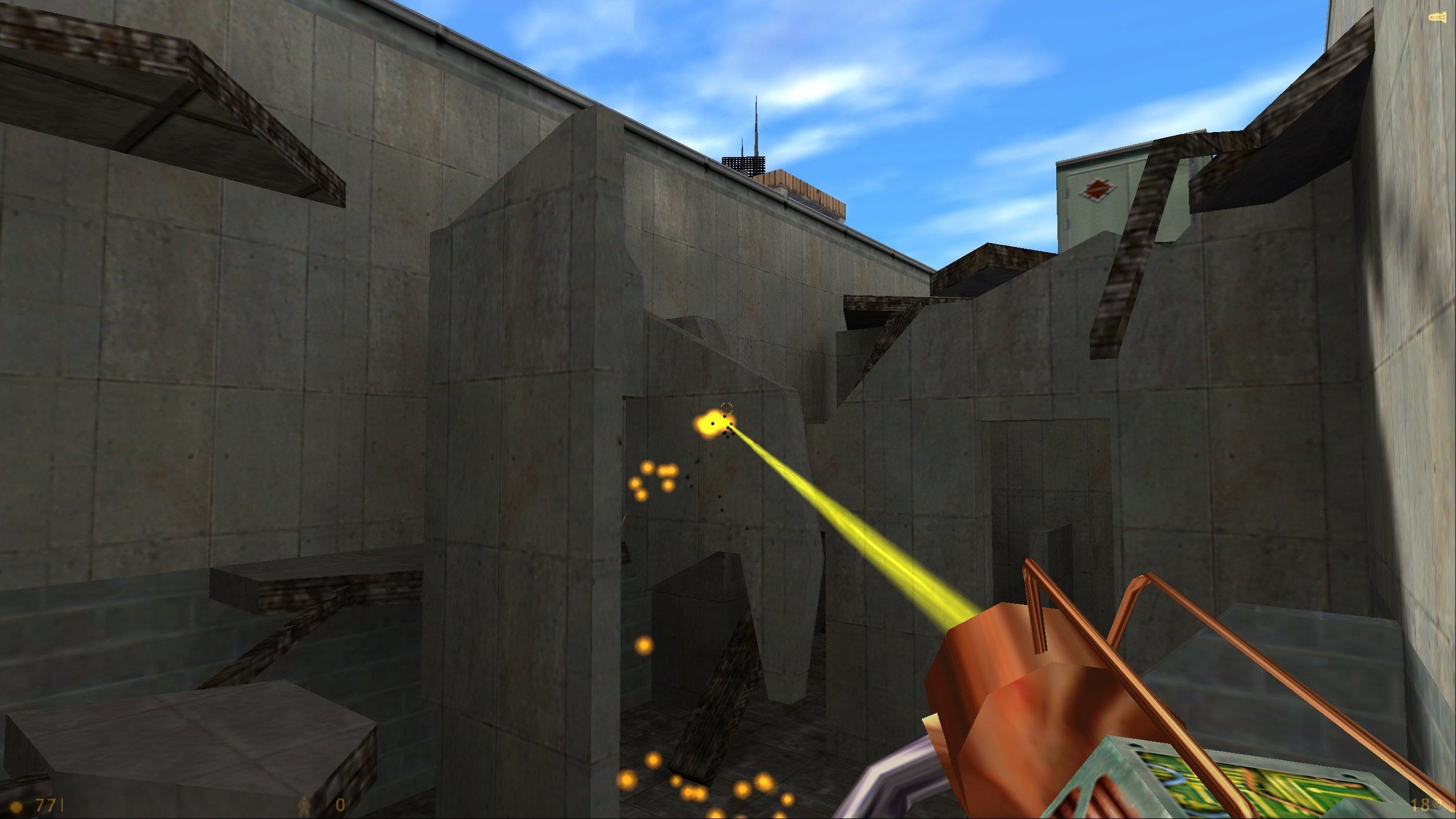 Half-Life is 20! Happy Birthday! We are all old!   Rock