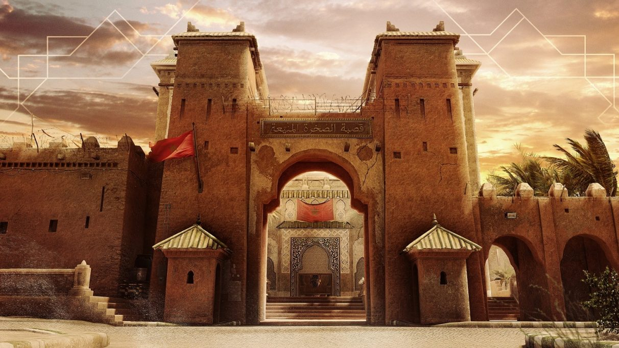 Rainbow Six Siege Fortress map: how to defend, how to attack, tips and tricks