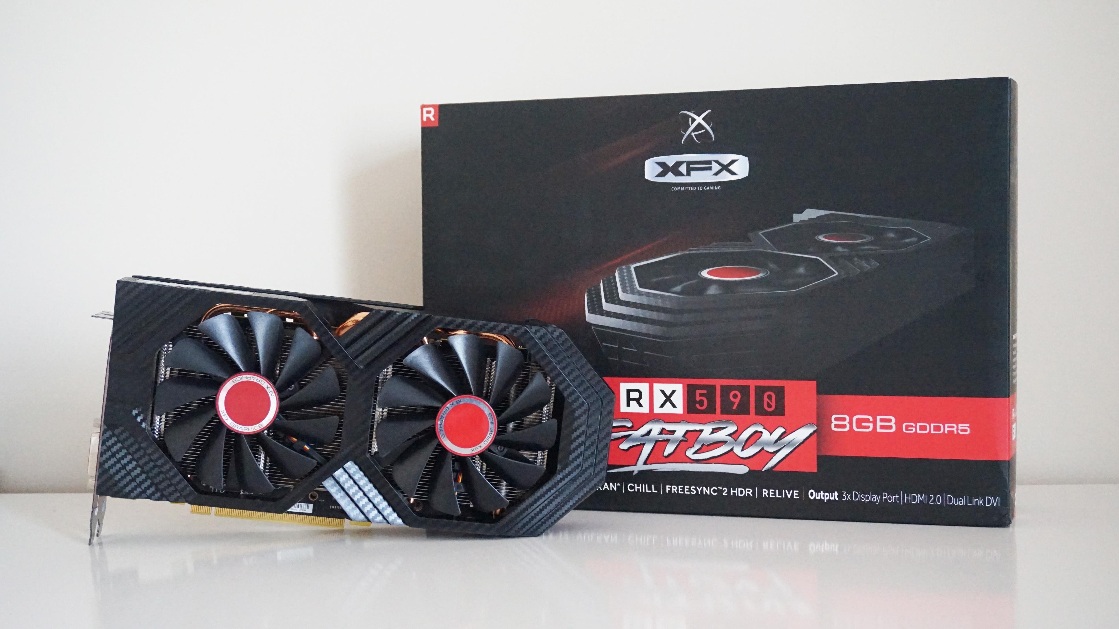 AMD Radeon RX 590 review: A GTX 1060 killer | Rock Paper Shotgun