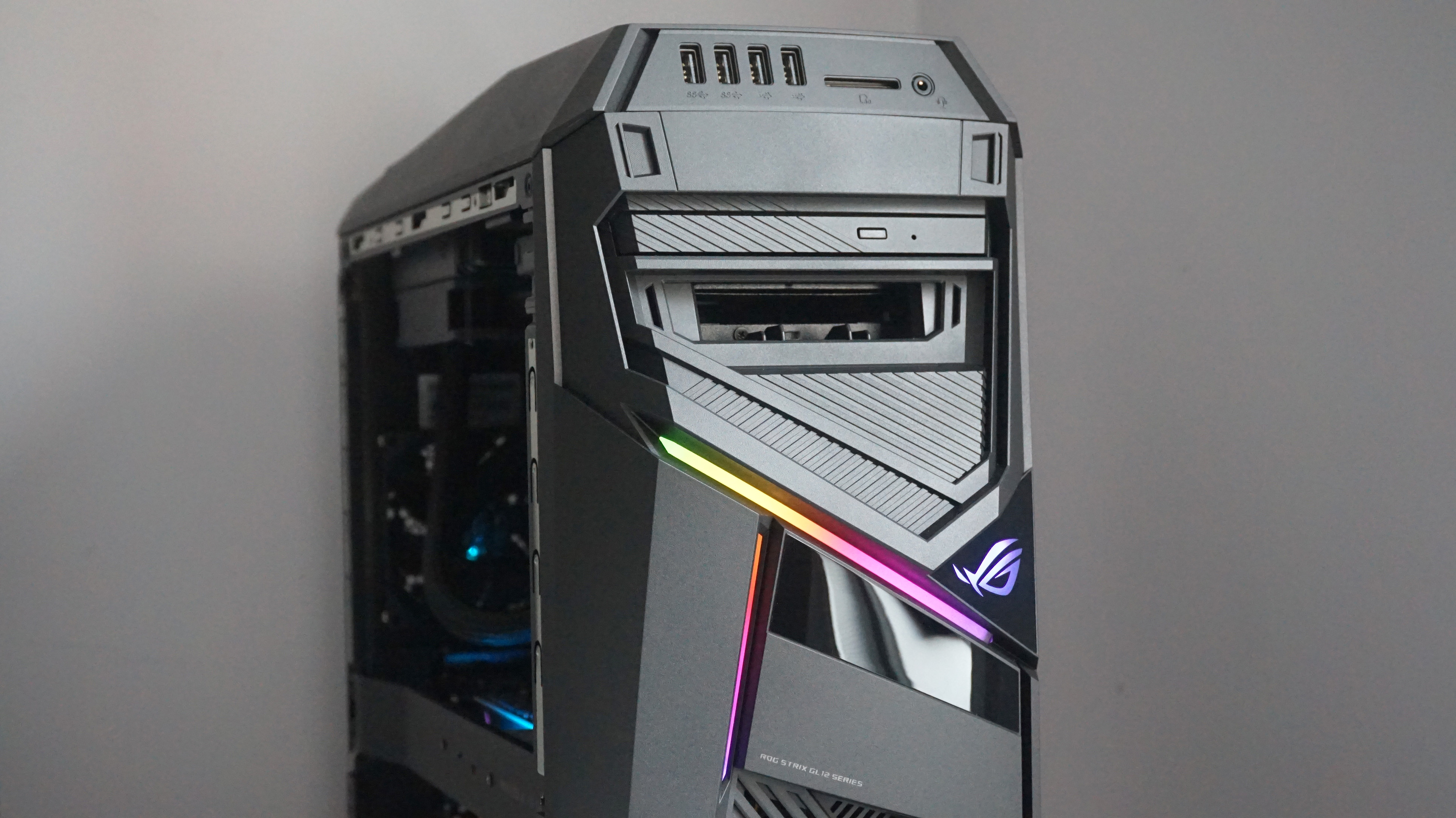 Asus ROG Strix GL12CX review: The Core i9, RTX 2080 monster PC