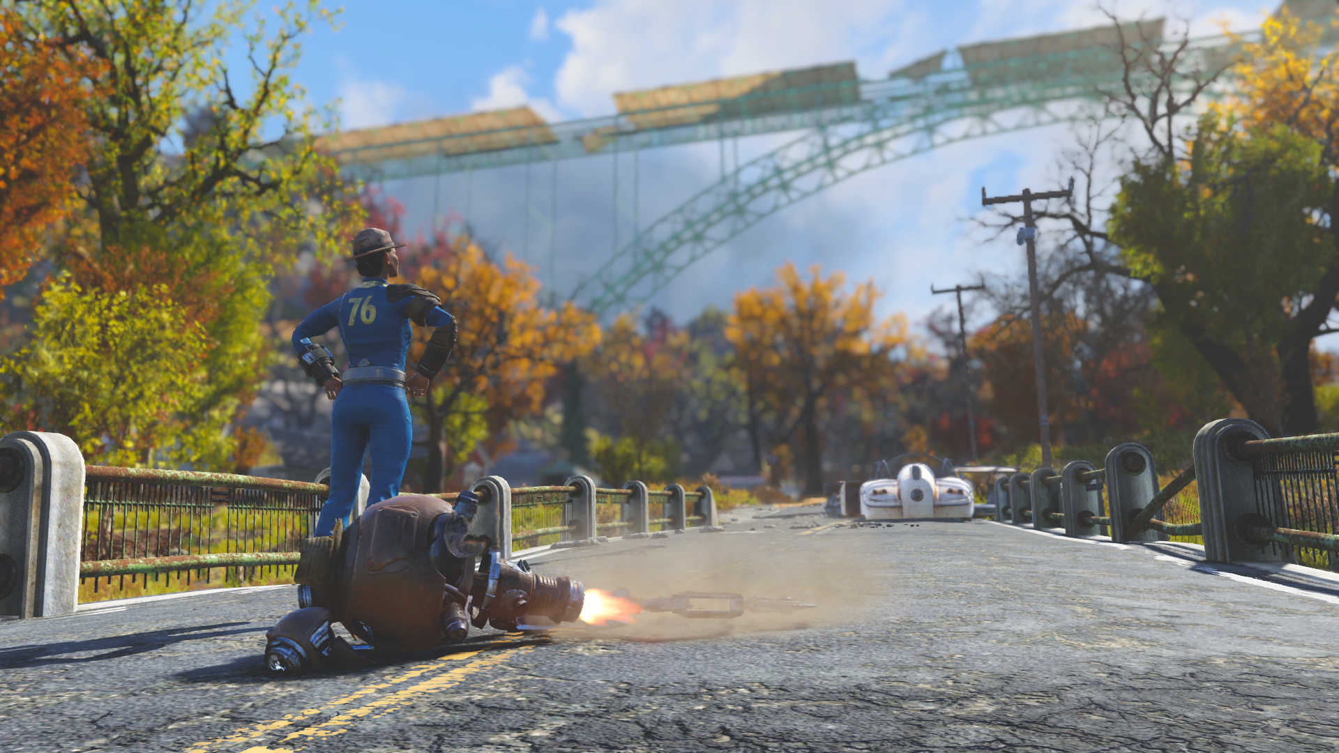 Fallout 76's adds cameras and microtransaction repair kits | Rock