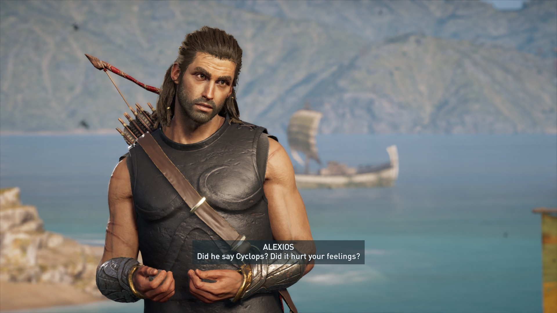 Interview With The Voice Of Kassandra And Alexios Rock Paper Shotgun