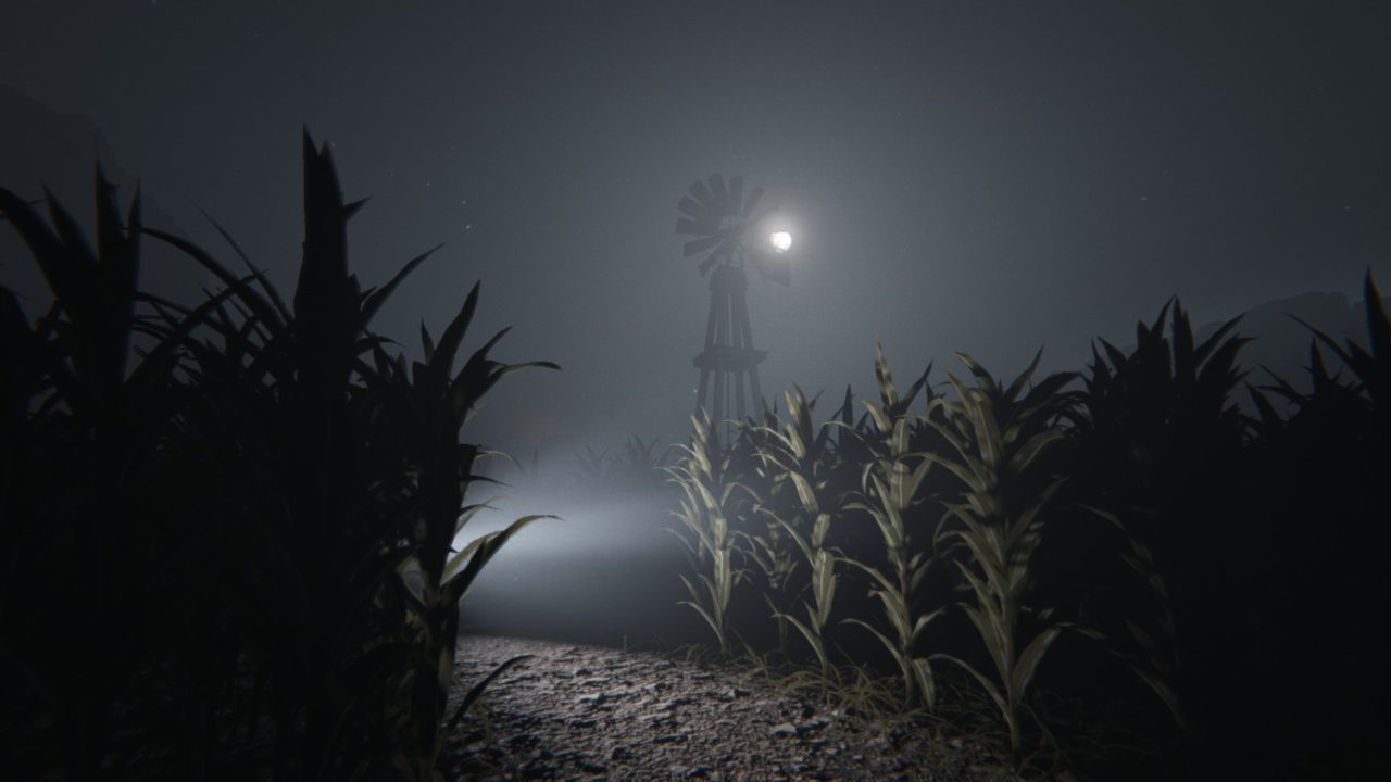 Outlast 2's moon and...