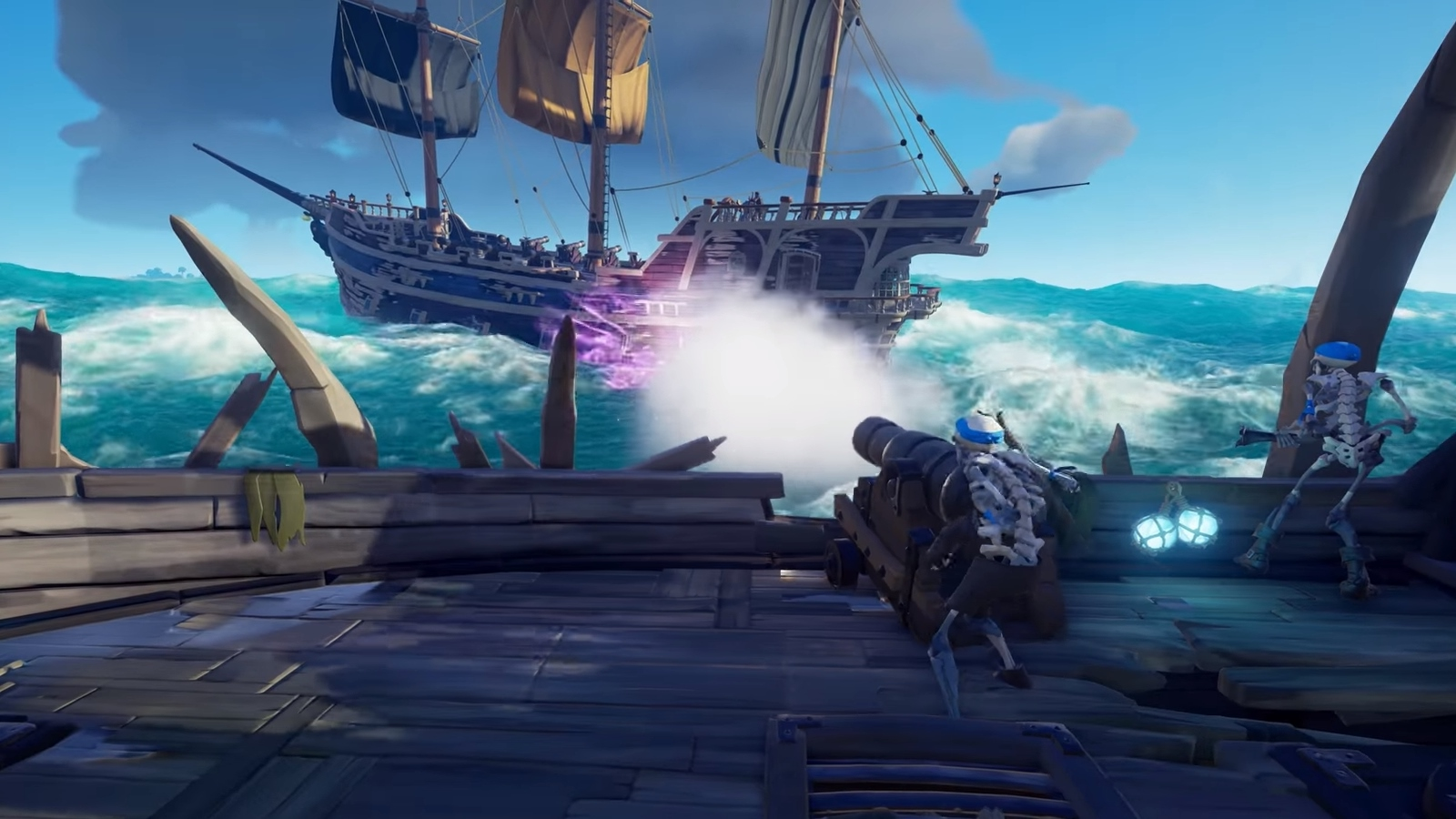 Sea Of Thieves Has A Pirate Racing League And I Adore It Rock