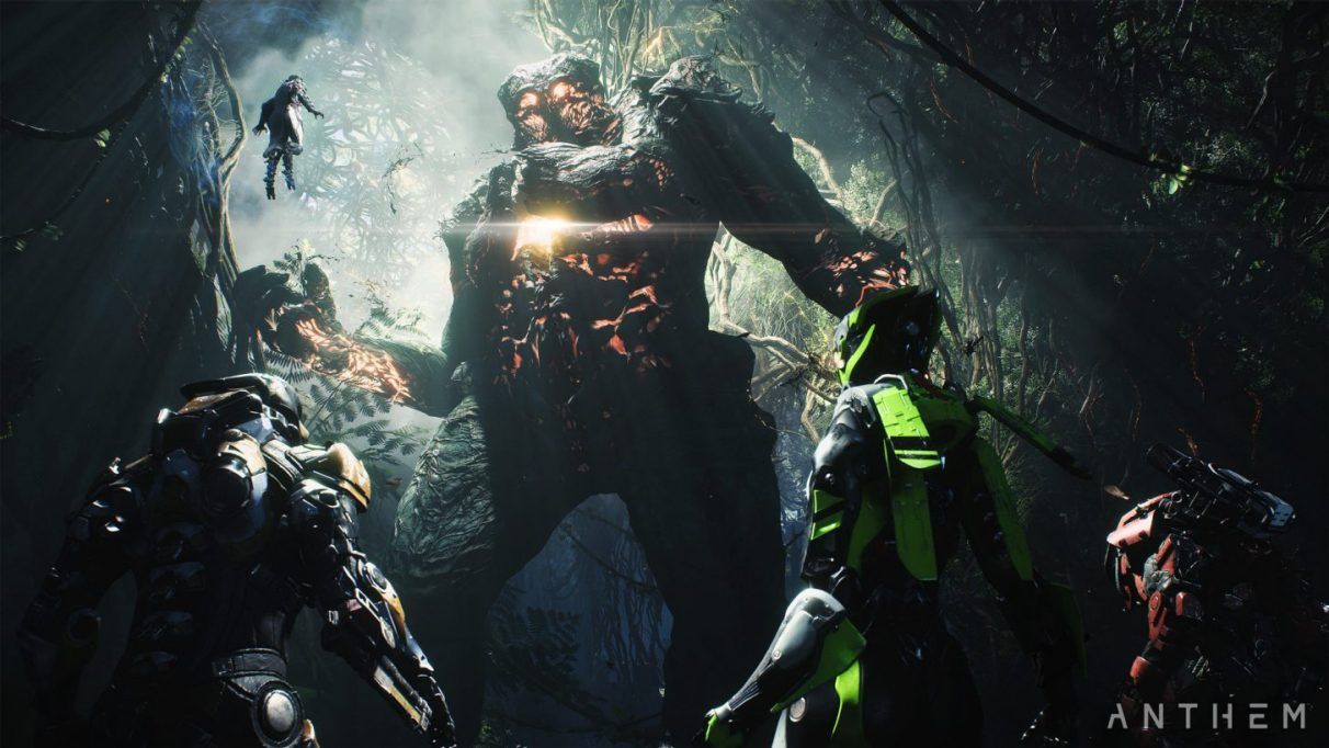 Image result for anthem game