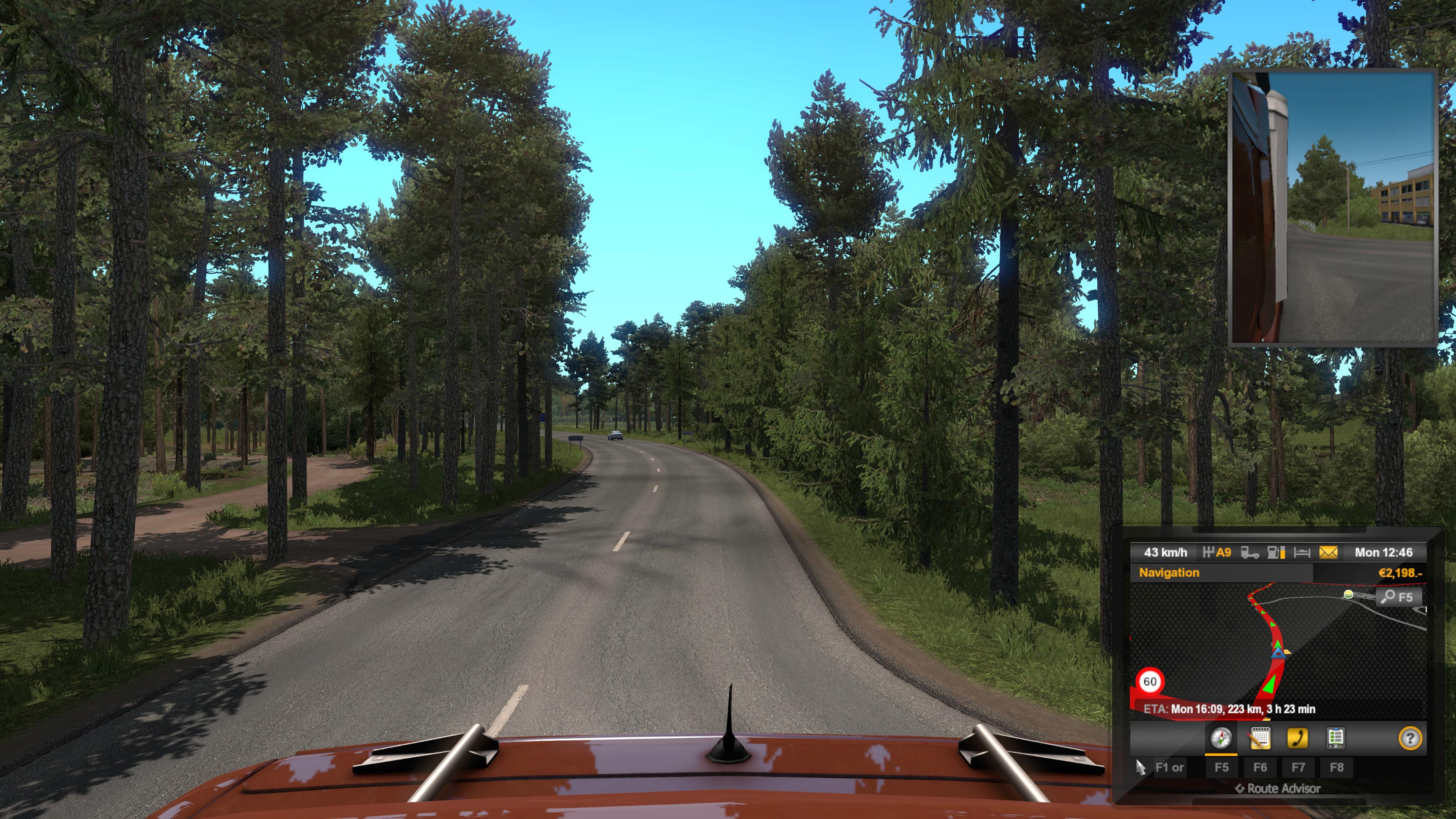 Euro Truck Simulator 2 goes to Russia | Rock Paper Shotgun