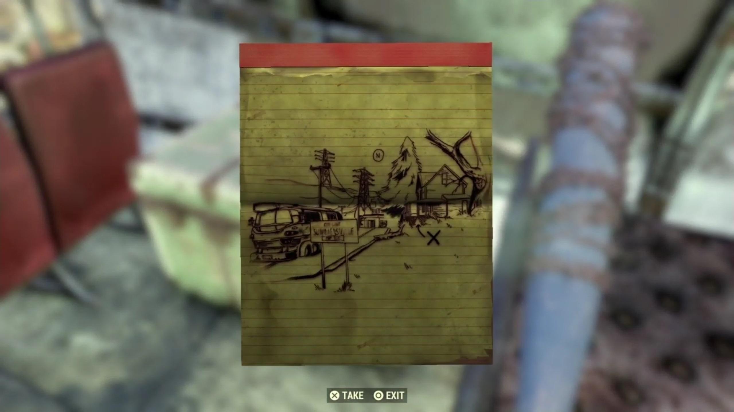 fallout 76 treasure map