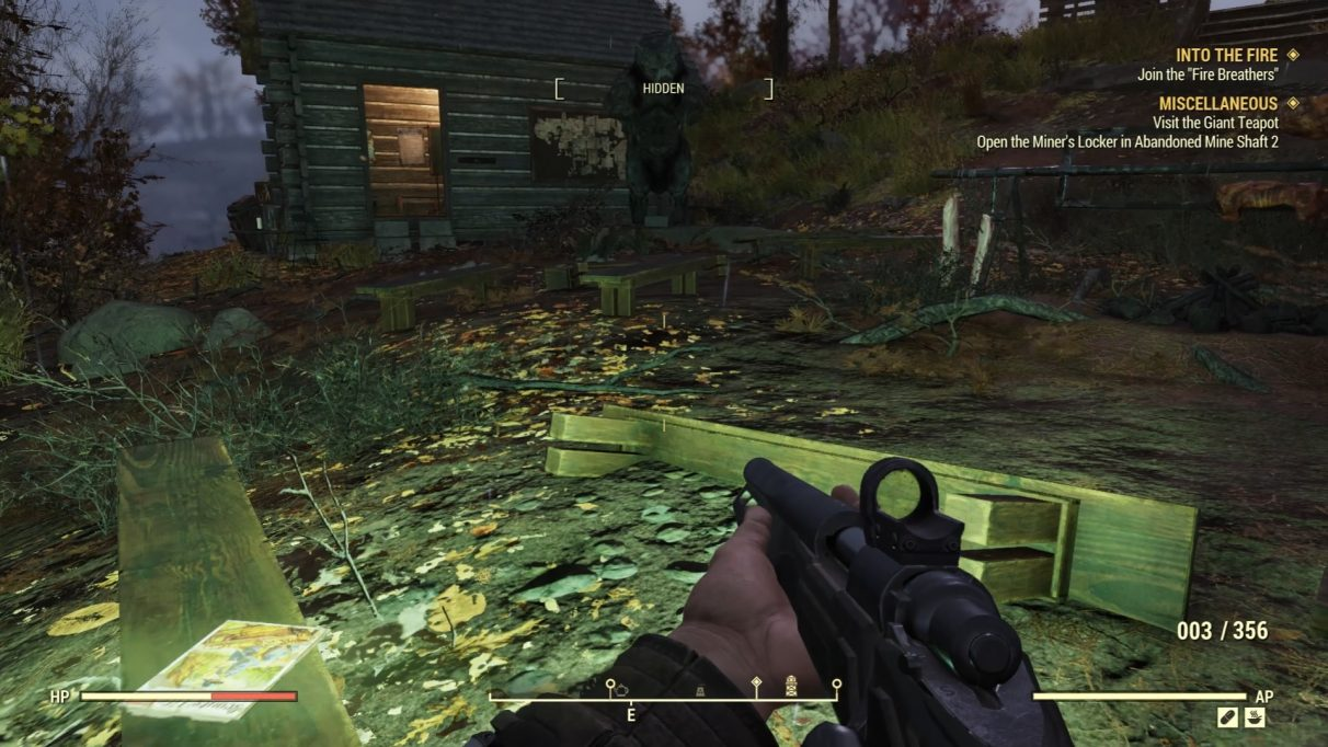 Fallout 76 Magazines: locations, what the magazines do