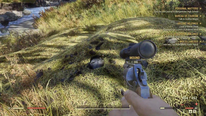 Fallout 76 treasure